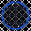 Global World Globe Icon