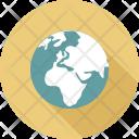 Global Worldwide Geography Icon