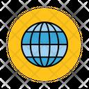 Global Around The Globe Globe Icon