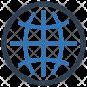 World Internet Flags Icon