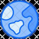Global Earth World Icon
