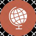Global Earth Globe Icon