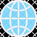 Worldwide International Global Icon
