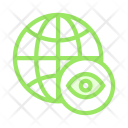 Global World View Icon