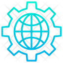 Internet Maintenance Setting Icon