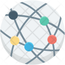 Global Coverage Network Icon