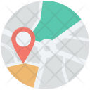 Global Location Gps Icon