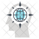 Global World Earth Icon