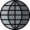 Global Space Universe Icon