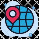 Global address Icon