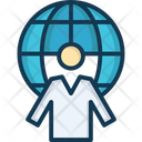 Global Agent Icon