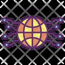 Iweb Technology Global Ai Global Artificial Intelligence Icon