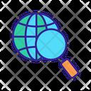 Global Analysis Icon