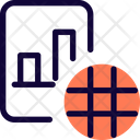Global Analysis Global Exploration International Research Icon