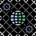 Automation Digital Technology Icon