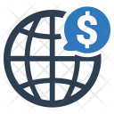 Currency Money Global Icon