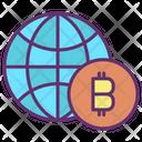 Website Bitcoin Global Bitcoin Global Icon