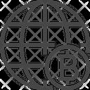 Global Bitcoin Global Bitcoin Icon