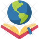 Global Book Icon