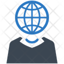 Business Global Network Icon