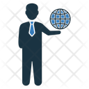 Global Business Network Icon