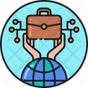 Global Business International Business Businesss Icon