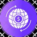 Agreement Communication International Business Icon