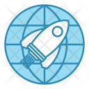 Global Business Mission Icon
