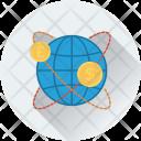 Global Business Globe Icon