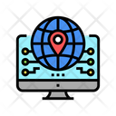 Global Business Network International Business Network Global Icon