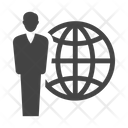 Human Resources Business Worker Icon