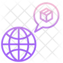 Global Call Support Global Call Service Global Call Icon