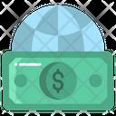 Global Cash Icon