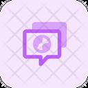 Global Chat Global Communication Communication Icon