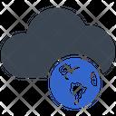 Data Global Big Data Icon