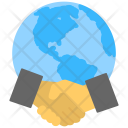 Global Collaboration Icon