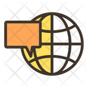 Strategy Global World Icon