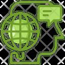 Message Digital Internet Icon