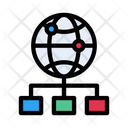 Global Connection Sharing Icon