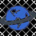 Worldwide Communication Global Icon