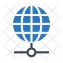 Global Browser Internet Icon
