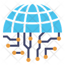 Technology Connect World Icon