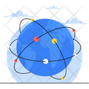 Global Connection Global Network Global Communication Icon
