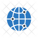 Global Connection Browser Icon
