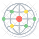 Global Connection International Network Global Network Icon