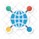 Earth Connect World Icon