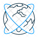 Global Connectivity Icon