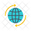 Global consumtion Icon