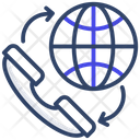 Global Conversation Icon
