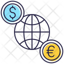 Global Currencies Icon